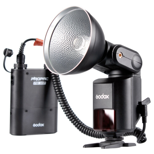 Godox Witstro AD-360 lateral
