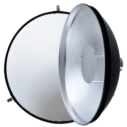 Beauty Dish para flashes Godox Witstro