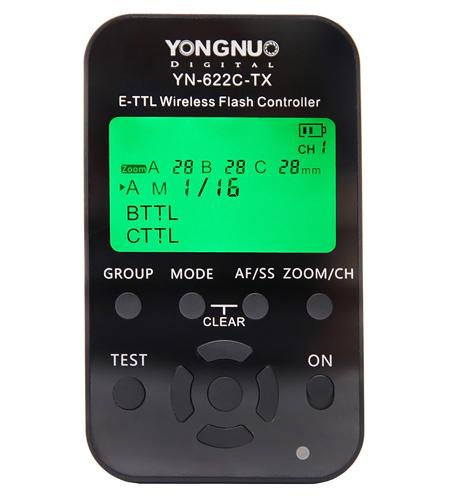 Emisor maestro Yongnuo YN 622 TX