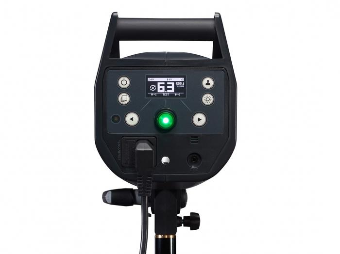 Kit 2 flashes Elinchrom ELC PRO HD 1000 con pantalla Oled