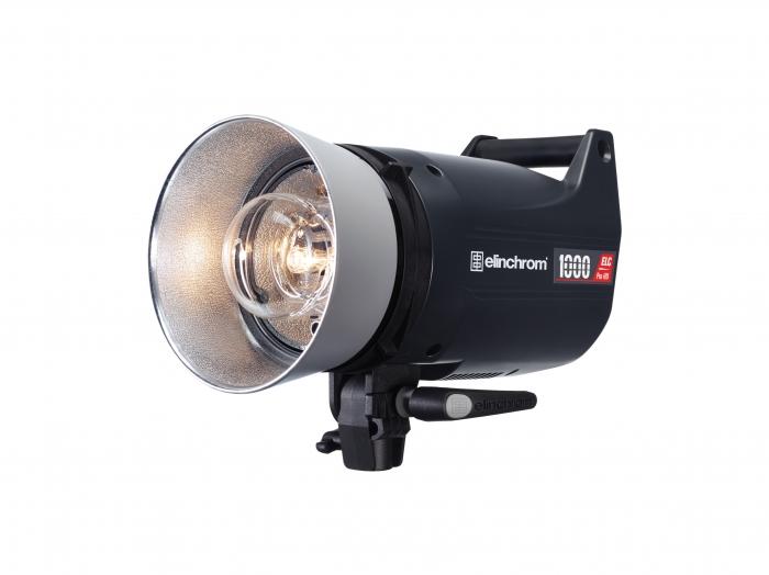 Antorcha Elinchrom ElC Pro HD 1000w