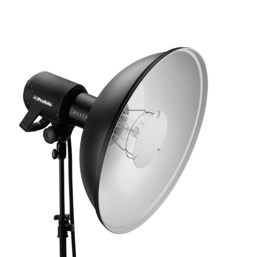 Antorcha Protungsten Air con Beauty Dish Profoto