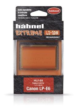 Hahnel Extreme Li-Ión Canon LP-E6