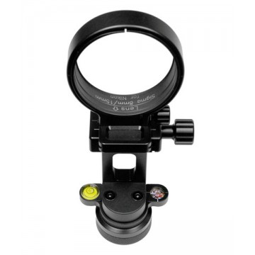 Rótula Nodal Ninja para Sigma 8mm en Nikon