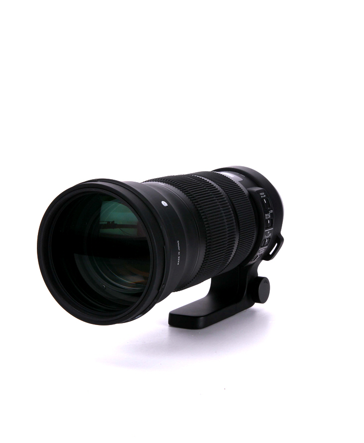 Sigma 120-300mm F2.8 DG OS HSM Sports lente frontal