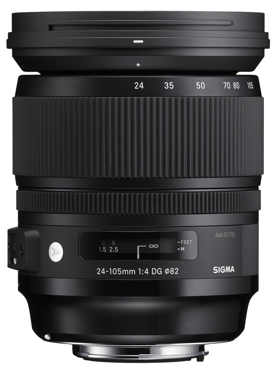 Sigma 24-105mm F4 DG OS HSM vertical