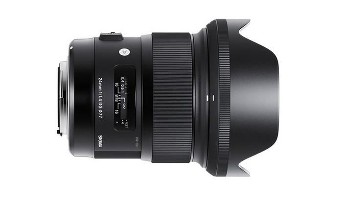 Sigma 24 F1.4 ART para Canon o Nikon