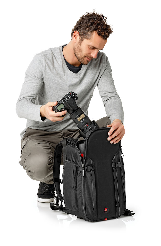 Mochila Manfrotto Professional Backpack modelo 30