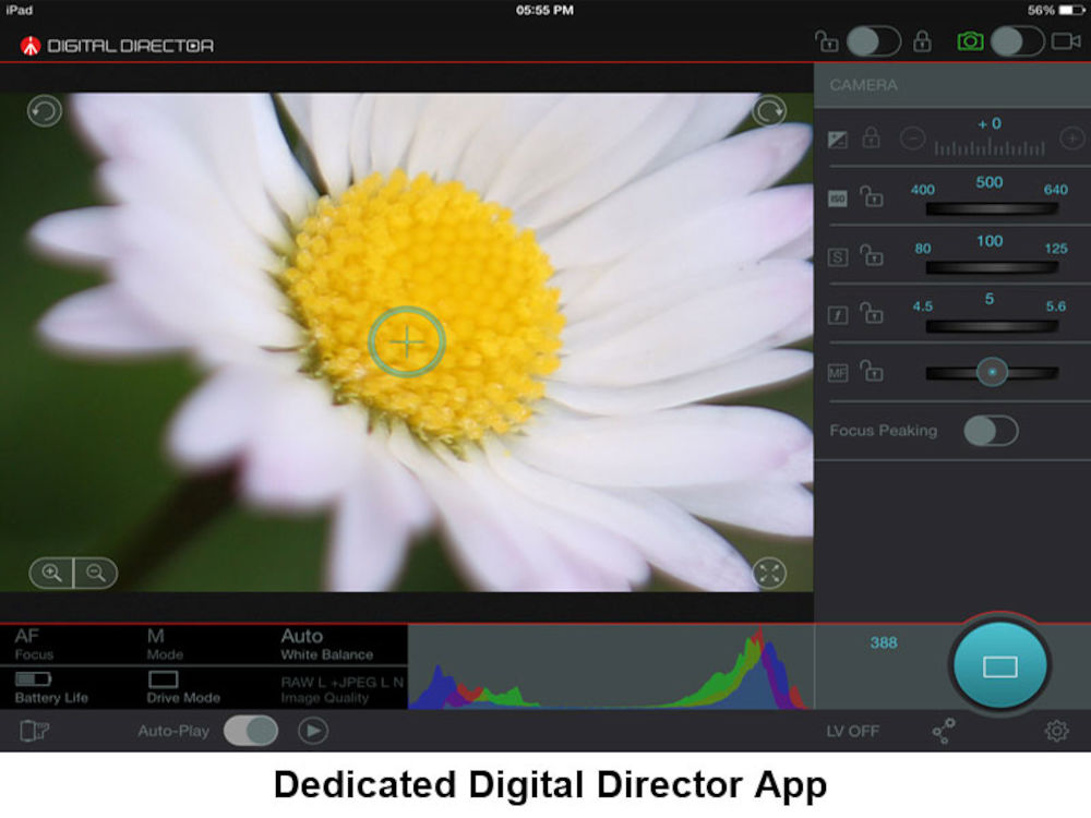 App Manfrotto Digital Director