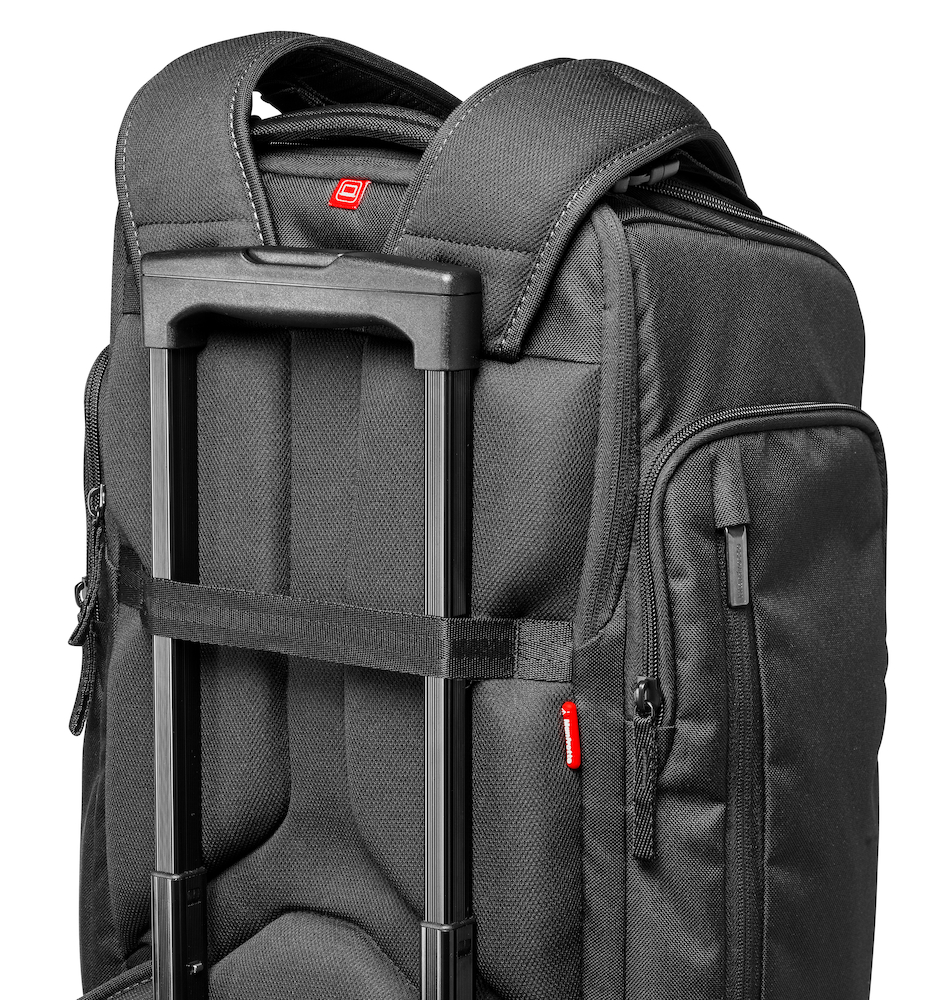 Mochila Manfrotto Professional Backpack 50 asa adicional tipo trolley