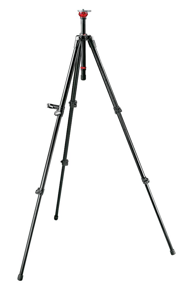 Trípode de aluminio para video Manfrotto MDEVE 755XB