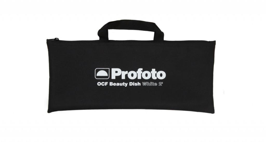 Bolsa de transporte Beauty Dish plegable Profoto OCF de 2 pulgadas