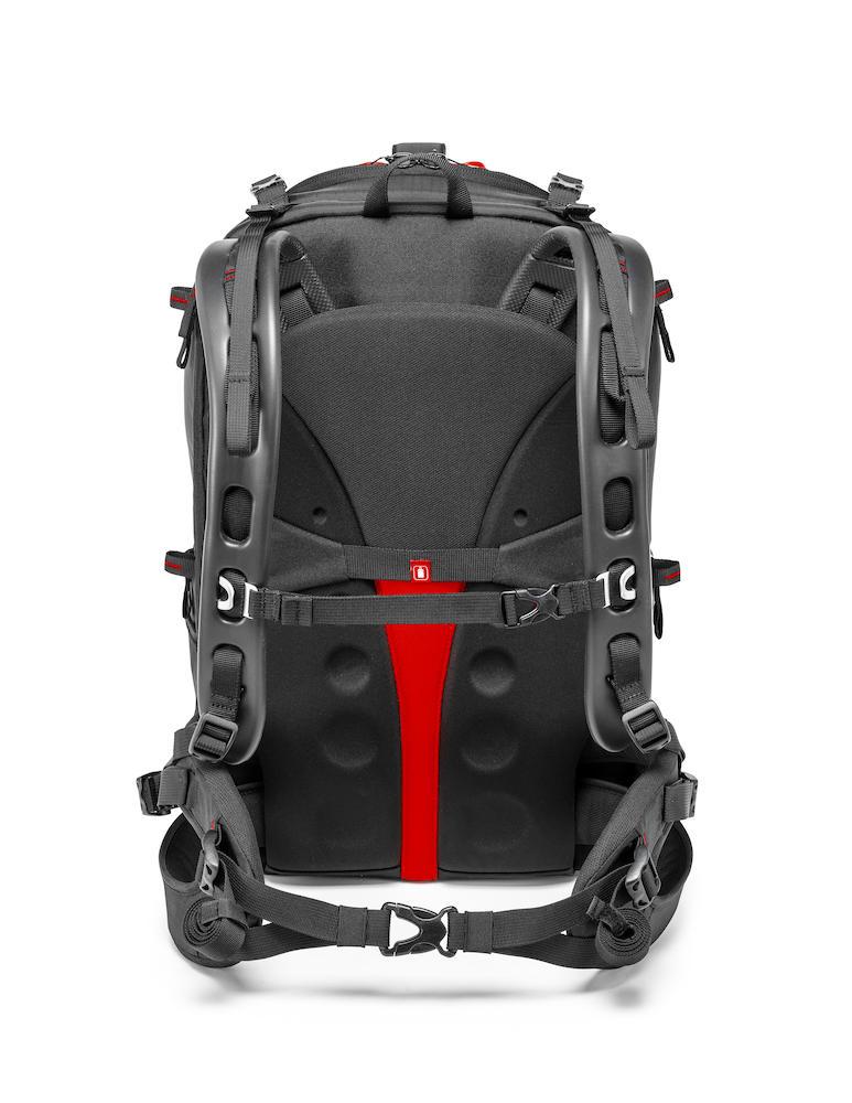 Manfrotto Pro Light Pro-V-410-PL para video, arnés y cinturón