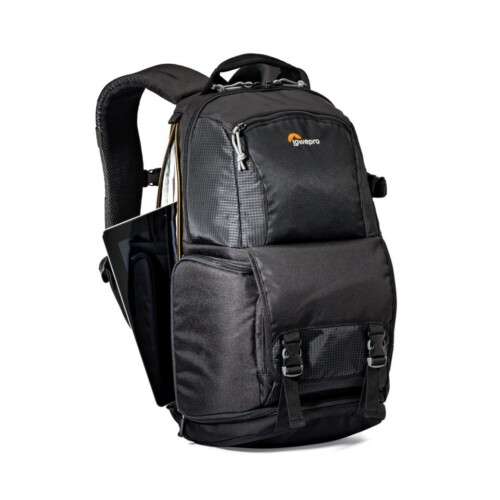 Lowepro Fastpack BP 150 AW II bolsillos tablet