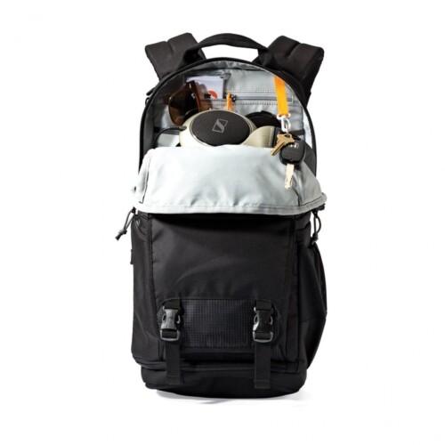 Lowepro Fastpack BP 150 AW II bolsillos superiores