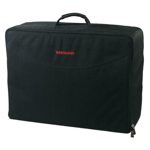 Maleta dura Vanguard divider Bag cerrada
