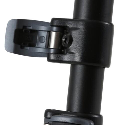 Monopié Vanguard Veo AM-204 cierre de clip