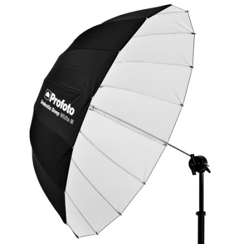 Paraguas Profoto Umbrella Deep blanco M