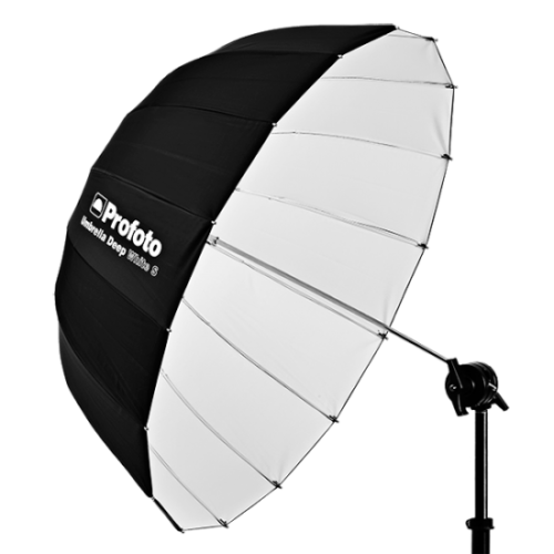 Paraguas Profoto Umbrella Deep blanco S