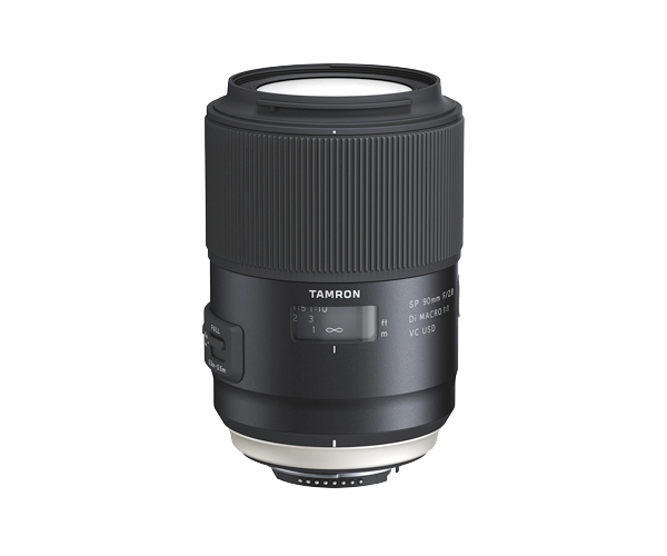Tamron SP AF 90mm F2.8 Di VC USD Macro para Canon Nikon o Sony vertical