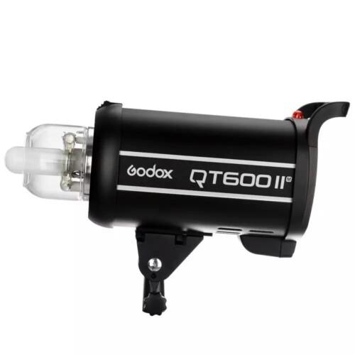 Godox QT-600 II - Vista izquierda