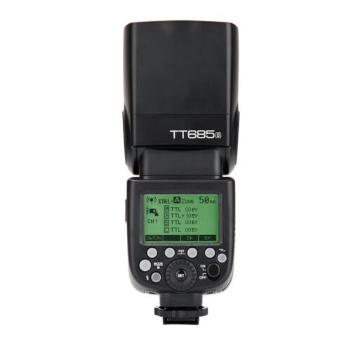 Godox TT685 Sony TTL y HSS - Flash compacto