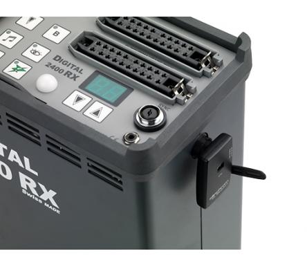 Generador de estudio Elinchrom 2400 RX Simétrico Digital trigger montado