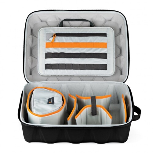 Interior Lowepro Drone Guard CS 300 vacío