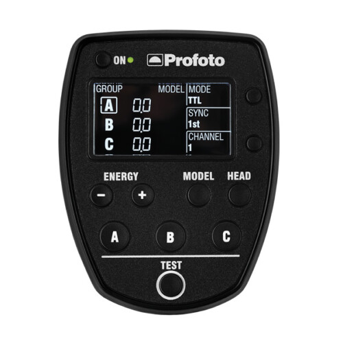 Frontal Profoto Air Remote TTL para Olympus