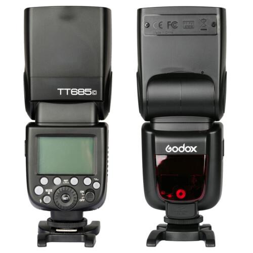 Flash Godox TT685 para Canon