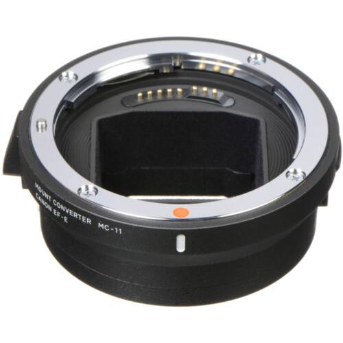 Vista superior lateral Sigma MC-11