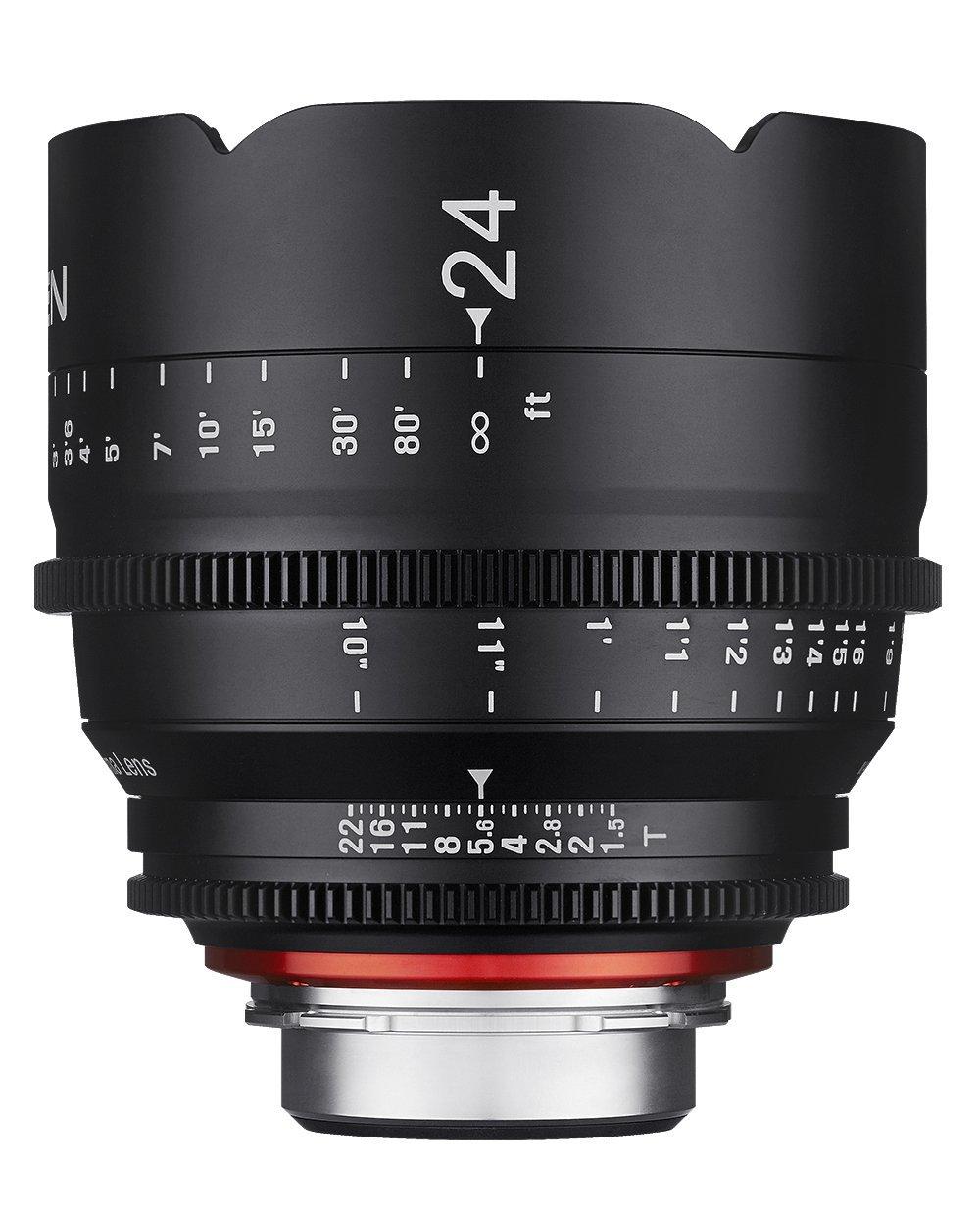 Diales Xeen 24mm T1.5
