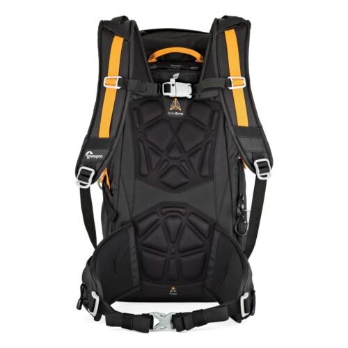 Vista protector espalda, arnés y cinturón con ActivZone