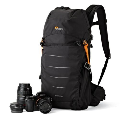 Ejemplo dotación Photo Sport BP 250 AW II