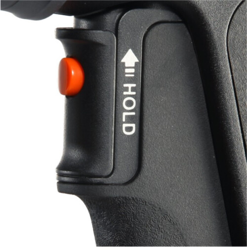 Botón disparador obturador cámara con bloqueo