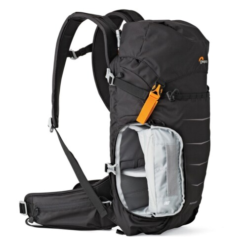 Acceso lateral al equipo Lowepro Photo Sport AW II BP 200