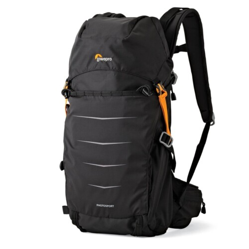 Vista frontal Colores disponibles Lowepro Photo Sport BP 200 AW II