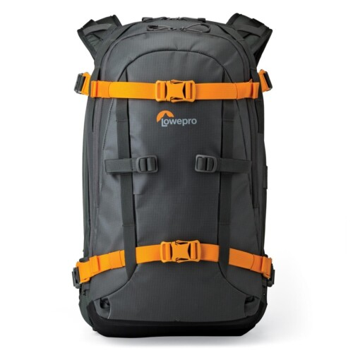 Frontal Mochila Lowepro Whistler BP 350 AW
