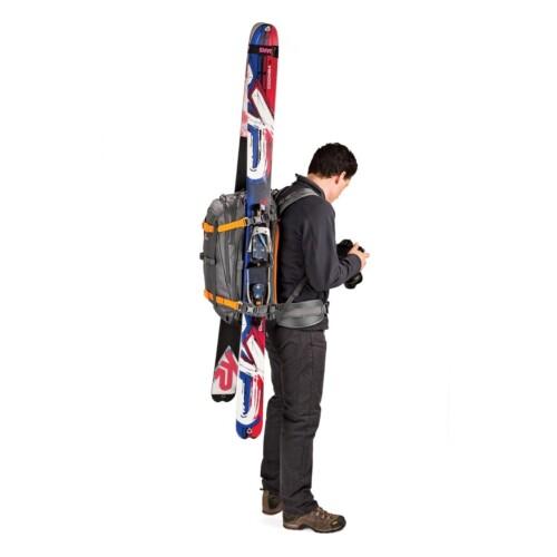 Lowepro para esquiadores