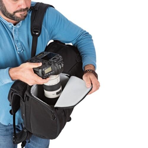 Acceso lateral cámaras