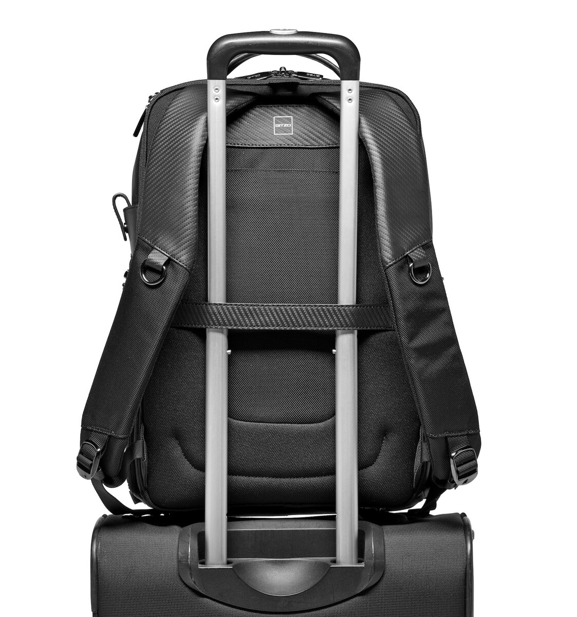 Anclaje a trolley Gitzo Century Travler Backpack