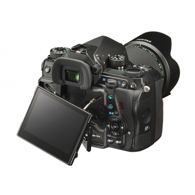 LCD articulado Pentax K-1