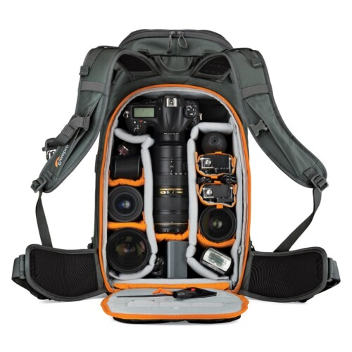 Interior Frontal Lowepro Whistler BP 450 AW
