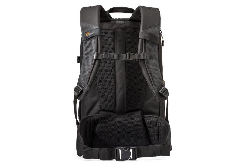 Arnés, cinturón y correas de anclaje Lowepro Fastpack BP 250 AW II