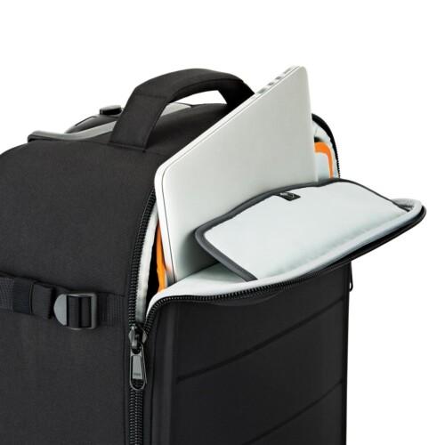 Tecnología cradlefit para ordenador portatil