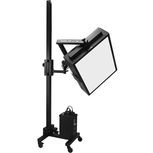 Ejemplo uso Profoto StillLight XL