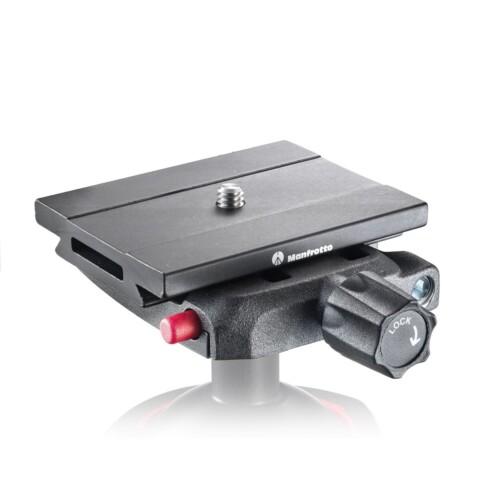 Manfrotto Q6 Top Lock seguro y dial de control