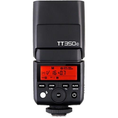 Trasera Godox TT350C